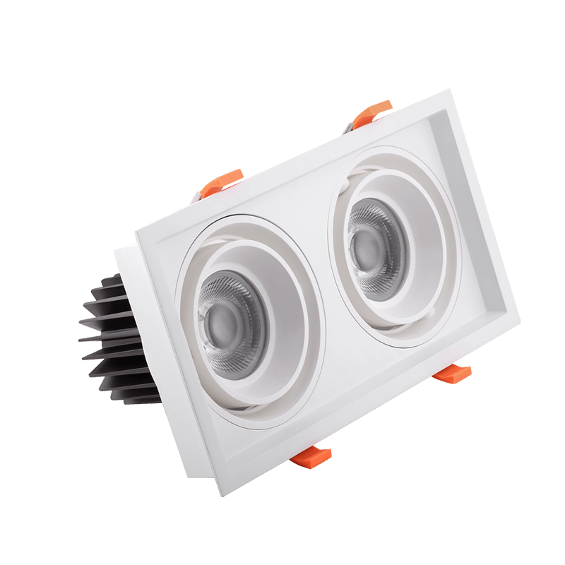 LED Grille Downlight RG Series 25W-70W