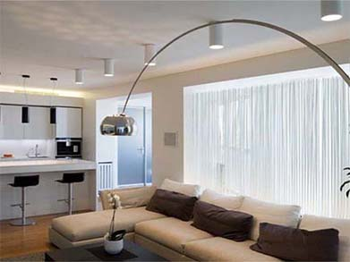 LED Surface Mounted Downlight SMA Series